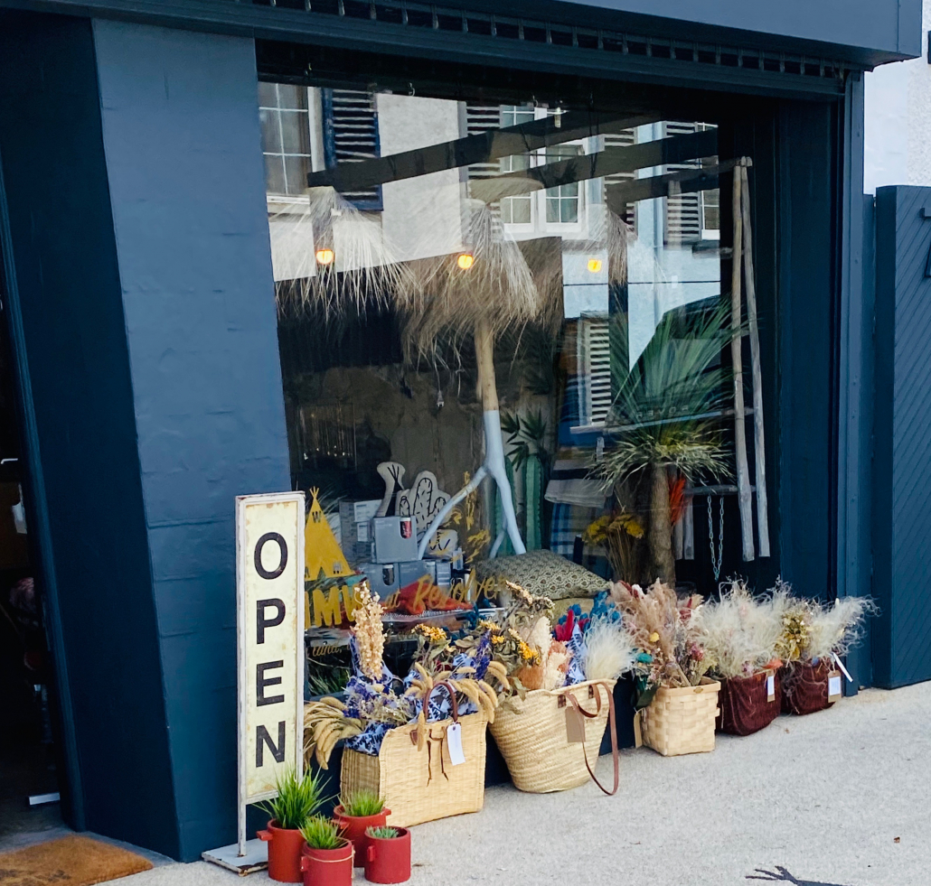 White House Newquay | Beachside Shops